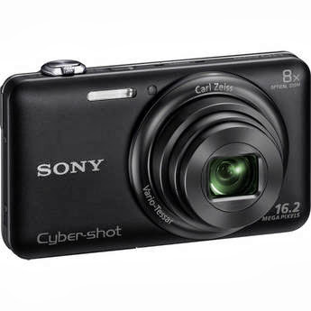 Spesifikasi Sony CyberShot WX80 - 16.2 MP