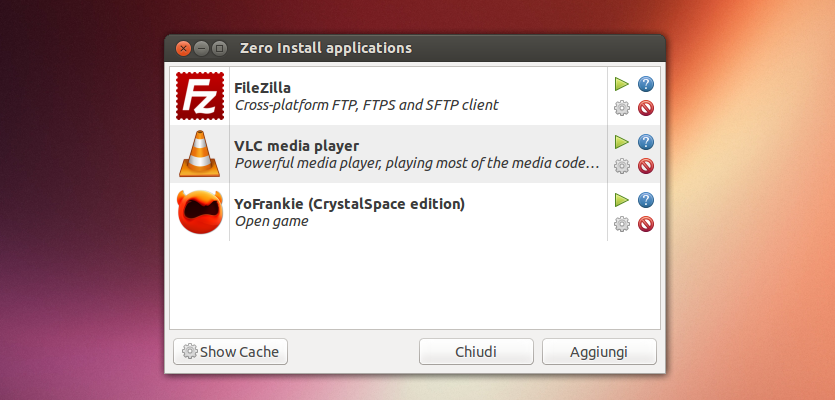 Zero Install in Ubuntu Linux