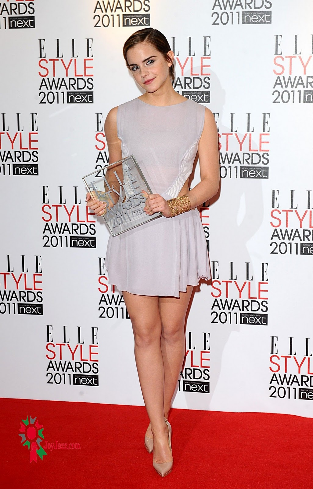 Hot and spicy: Emma Watson – ELLE Style Awards 2011 in London
