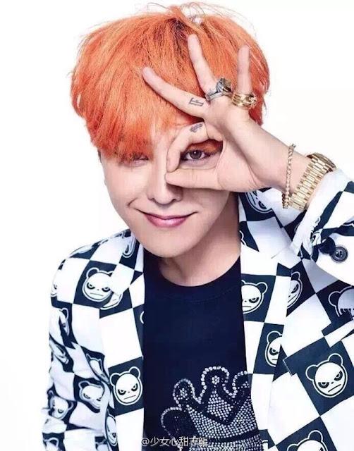 G-Dragon có nhiều sáng tác nhất giới idol