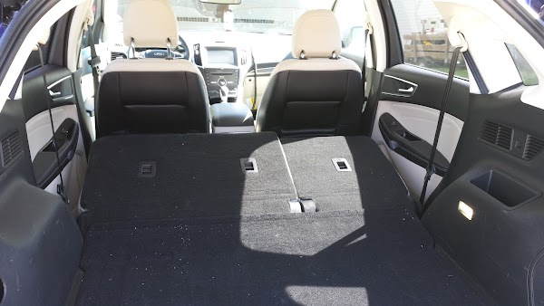ford fusion seats fold     ford