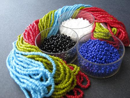 Maat Elemental Bead Palette