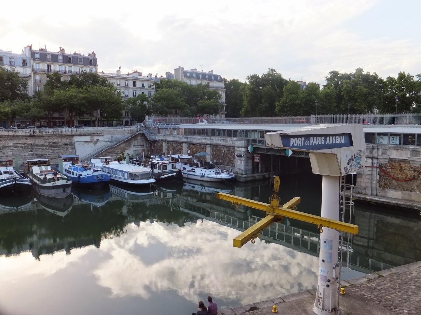 Puerto del Arsenal, París, Bastilla, Elisa N, Blog de Viajes, Lifestyle, Travel