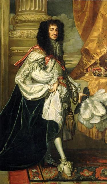 Peter Lely - Charles II (1630-1685)