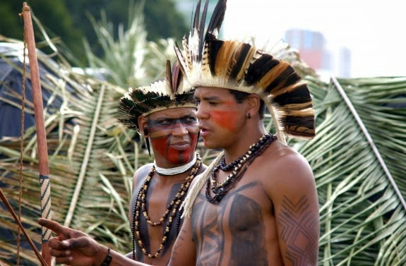Native American Ancestors Came From Asia In Three Migrations