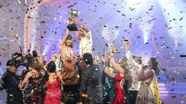 Dancing With The Stars 2011 Winners