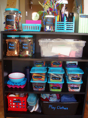 the journals of a laura ingalls wannabe updated art supplies storage. Black Bedroom Furniture Sets. Home Design Ideas