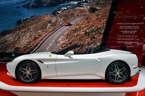 Ferrari California T: Siêu xe rẻ nhất trình làng - 5