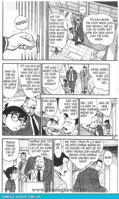 Detective Conan Chap 396 - Truyen.Chap.VN