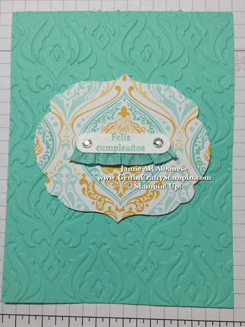 Gettin' crafty stampin' with jamie: june 2013