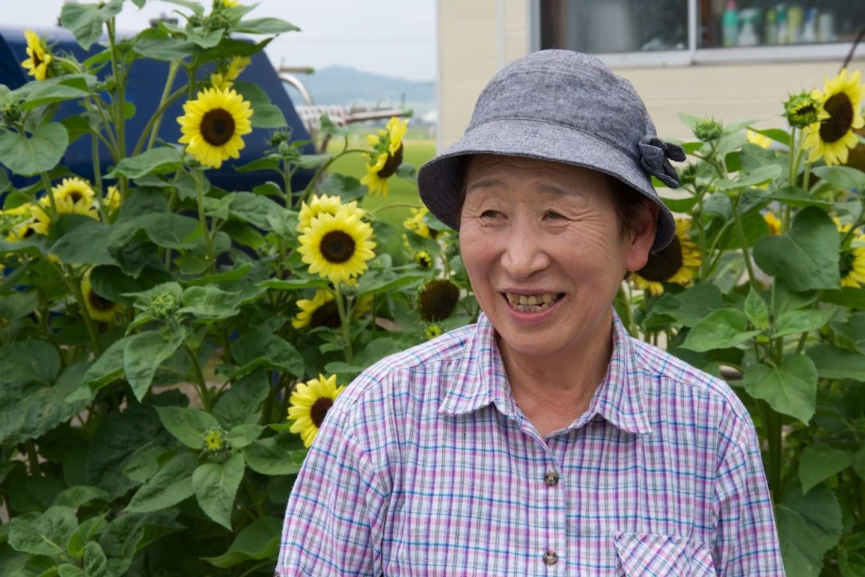 山田美子さん