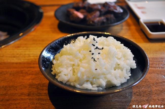 羊角BAR炭燒和牛專門黃金米粒