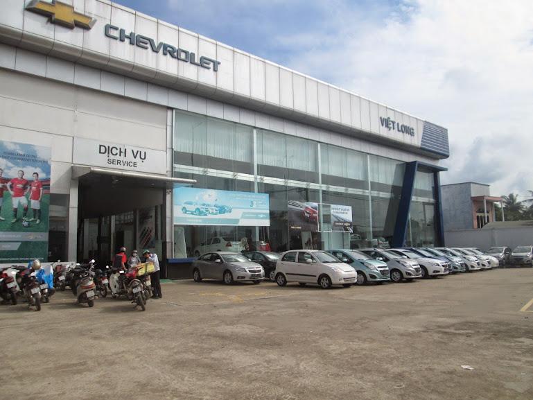 Nâng cấp - Cải tạo và bảo trì Tổng đài điện thoại, Hệ thống mạng, Camera quan sát Chevrolet Việt Long tại quận 12