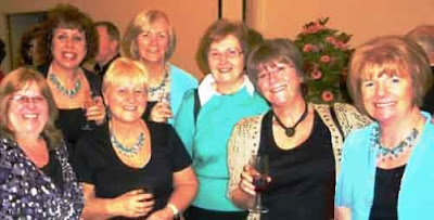 Singing for Pleasure women socialising after a concert