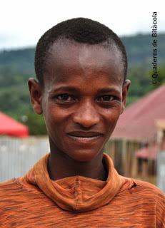 adolescent etíop, Bahir Dar