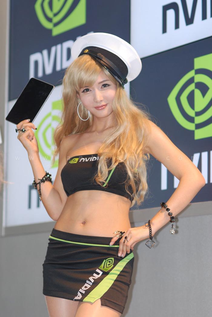 Showgirl G-star 2012: Cha Sun Hwa - Ảnh 69