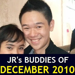 JR's Buddies of December 2010