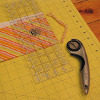 When you're ready to cut, simply unfold along the length only. Cut off all that crap at the end.