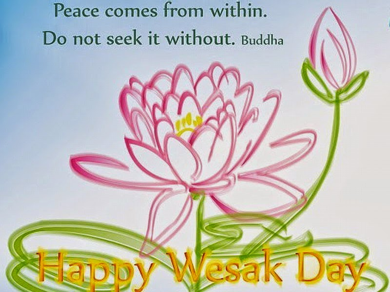 Wesak Day Programme @ Thrangu Dharma Retreat Centre