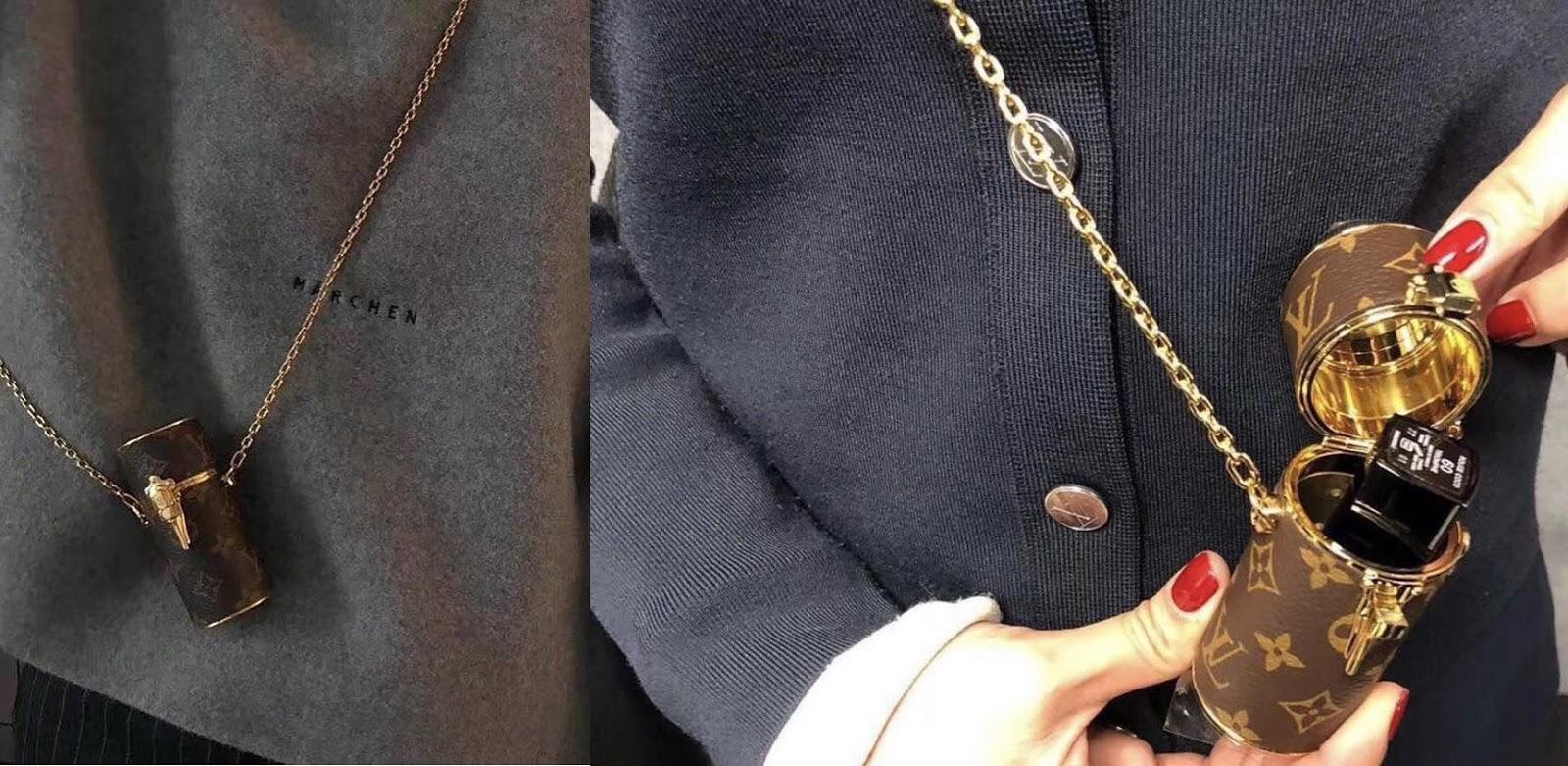 Hộp đựng son Louis Vuitton