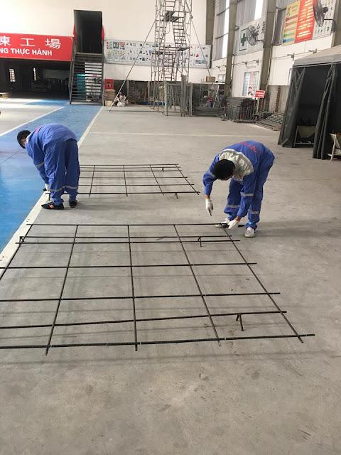 Đơn hàng thi công cốt thép cần 6 nam làm việc tại Mie Nhật Bản tháng 12/2017