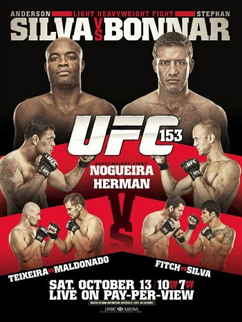 2 Download   UFC 153: Silva vs Bonnar   Countdown   HDTV