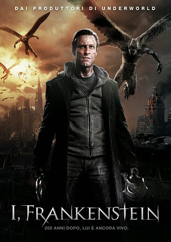 Yo, Frankenstein 2014 BRRip 720p Latino