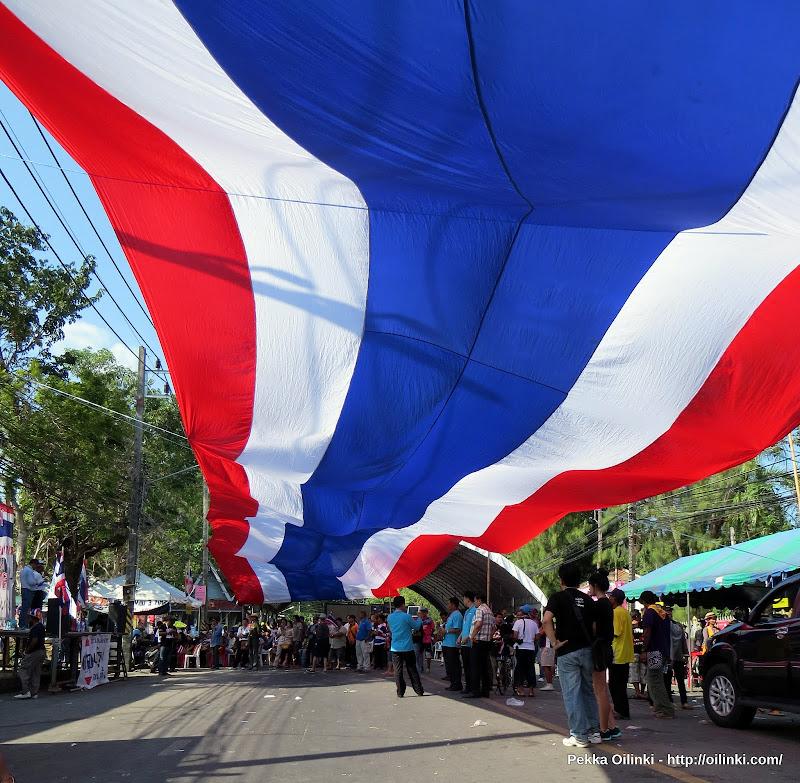 Shutdown Phuket 2014