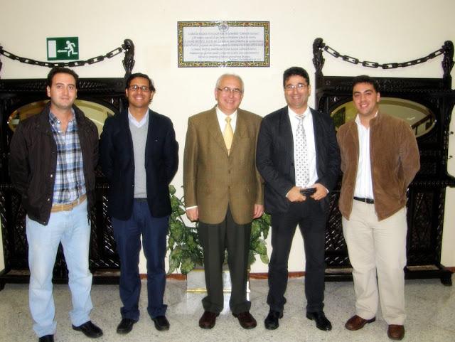 Casino de Rociana-Historia del Condado de Niebla