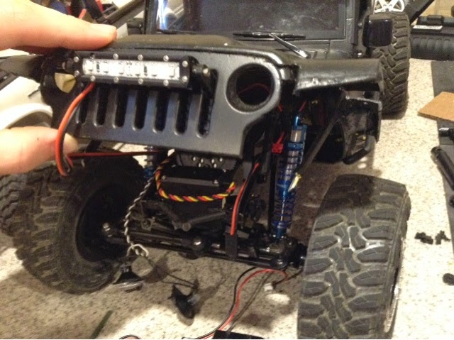 Stretched And Comp Cut Jeep JK 2dr. Build