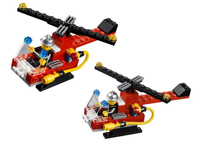 レゴ 基本セット・はしご車 10661