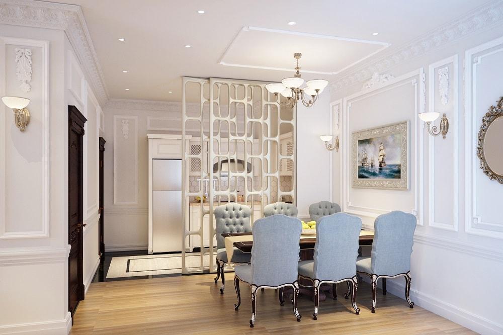 Phòng ăn căn hộ The Emerald Mỹ Đình