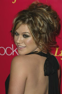 Hairstyles for Halter Dresses - Hairstyle Pictures