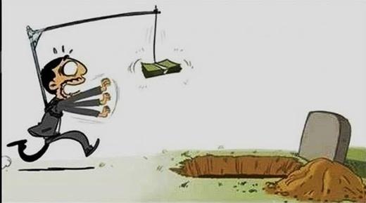 Thơ hay về tiền bạc