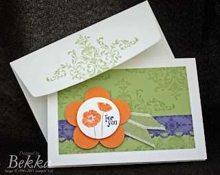 Stampin' Up! Punch Bunch and Bliss Sale-a-Bration Stamp Sets