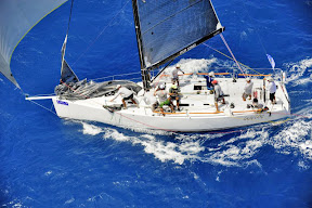 J/122 Lazy Dog- Puerto Rico- sailing BVI Spring Regatta