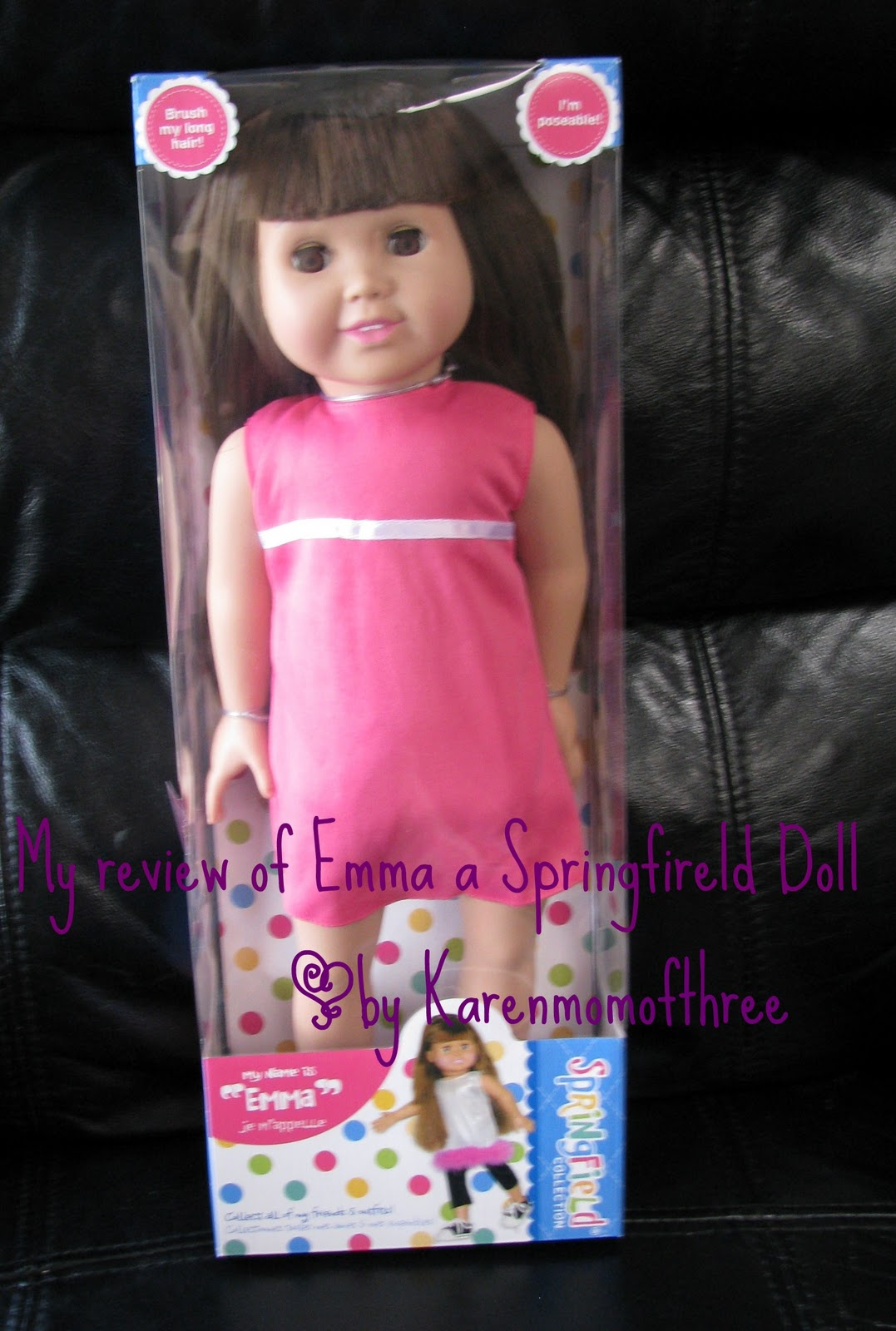 American Girl Doll Craft From Michaels