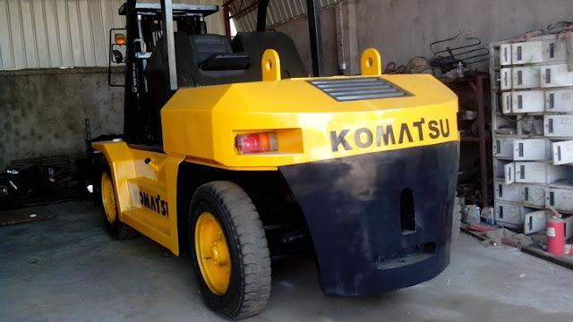 Xe nâng Komatsu 6 - 7 - 8 tấn