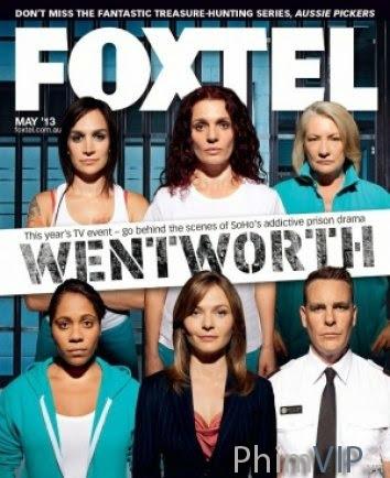 Trại Nữ Tù - Wentworth Season 2 poster