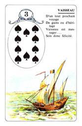 Les différentes versions des  cartes Lenormand - Page 12 03%2520Vaisseau