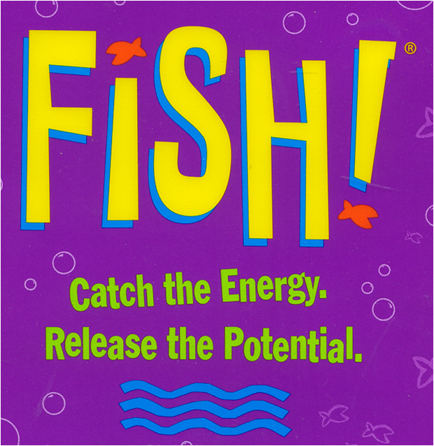 Fish philosophy for Fish philosophy book