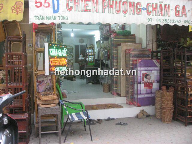 Mua bán nhà đất Hà Nội_Bán nhà số 56D Trần Nhân Tông