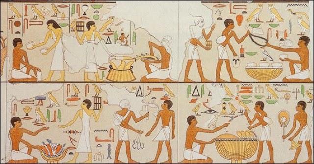 Egyptian Professions