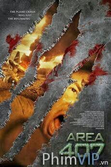 Chuyến Bay Tử Thần 407 - Area 407 poster
