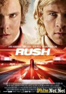Đường Đua Nghẹt Thở - Rush - 2013