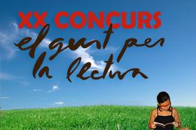 XX ConcursEl Gust per la Lectura