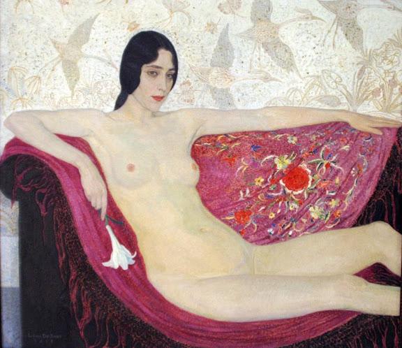 Leon De Smet – Nude