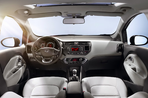 Syaiful Dev: kia rio 2013 hatchback interior Cool