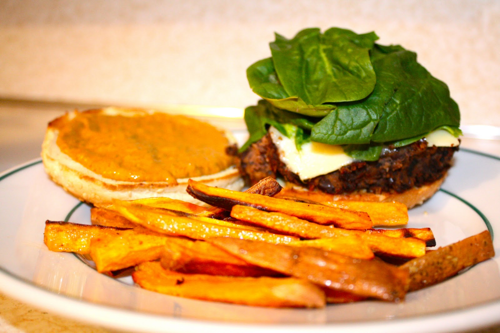 ... Smoked-Paprika Aioli and Oven-Baked Sweet Potato Fries | The Blog at