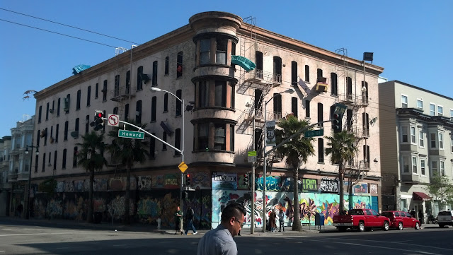 Дефенестрация. Сан-Франциско. Калифорния (Defenestration, San Francisco, CA)